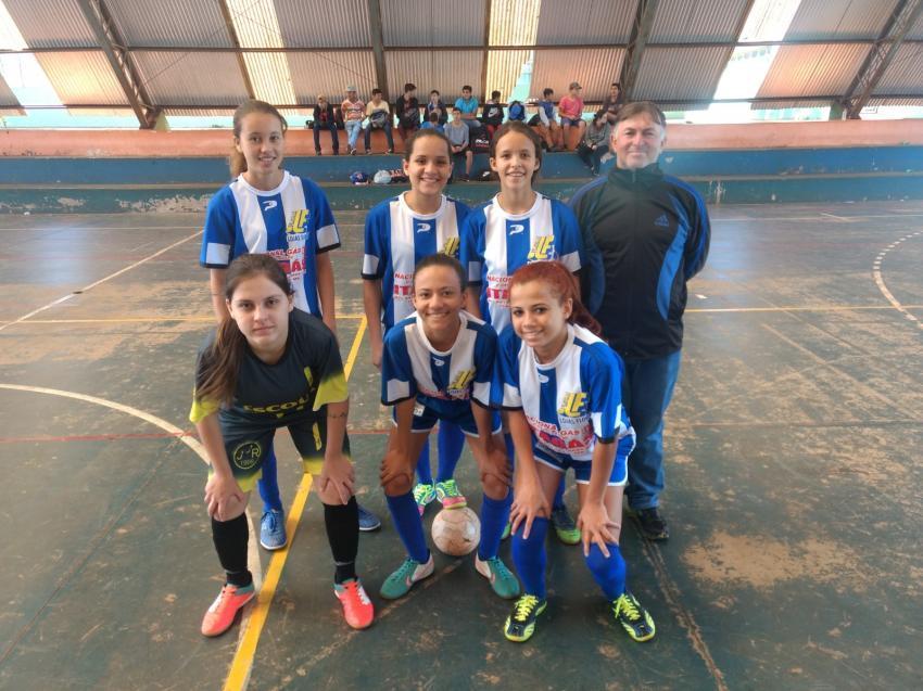 021c629d05 Time de Itaquiraí goleia no regional feminino de futsal