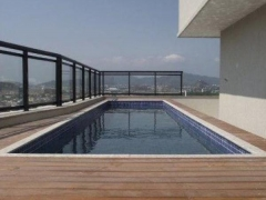 Cobertura em Jacarepaguá com 3 Quartos, 294 m²