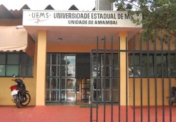UEMS oferece 80 vagas para Amambai