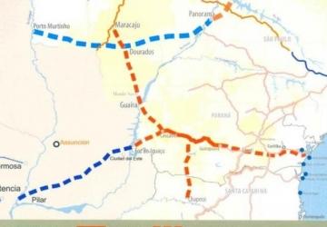 Empresas internacionais demonstram interesse na Ferrovia da Produção