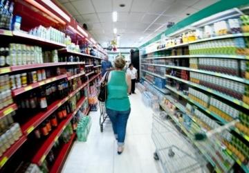 Vendas nos supermercados cresceram 1,25% no ano passado