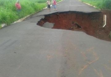 Chuvas adiam início das aulas em Itaquiraí e Novo Horizonte do Sul