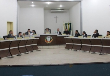 Sessão do Legislativo Municipal será nesta sexta-feira, 10h