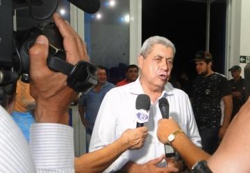 Puccinelli em Naviraí apresenta pré-candidatura ao governo