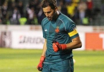 Partida vai para os pênaltis e Martín Silva salva o Vasco