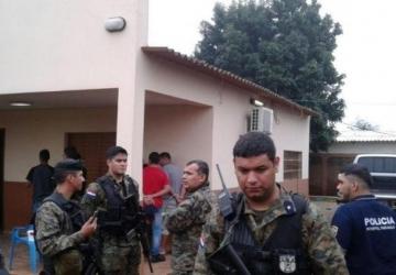 Oito brasileiros são presos em Pedro Juan