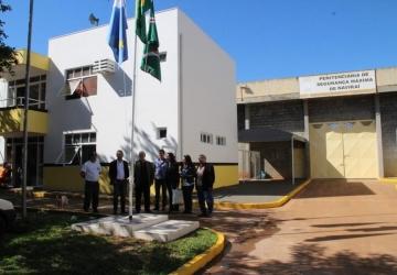 Prefeito e vereadores visitam a Penav