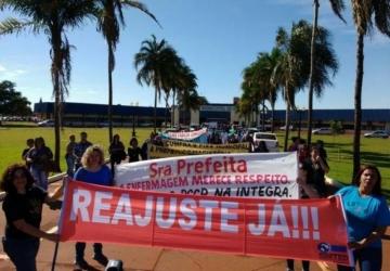 Servidores reclamam da falta de diálogo na Prefeitura