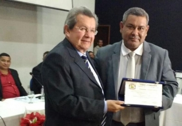 Onevan recebe título de cidadão bela-vistense