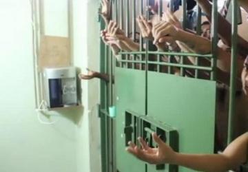 Estado está há quatro anos sem criar vagas em presídios