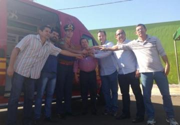 Onevan entrega Unidade de Resgate para Bombeiros