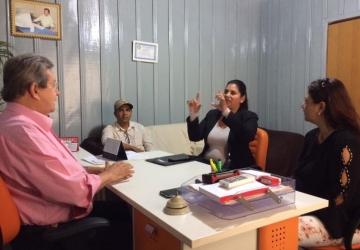 Onevan assegura emenda para Centro de Convivência do Idoso