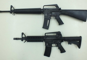 Câmara torna crime hediondo porte de fuzis e armas de uso restrito