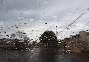 Chuva anuncia chegada do frio