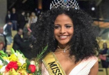 Piauiense é a terceira negra a vencer o Miss Brasil