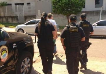 Agente penitenciário com munições é preso em operação do Gaeco