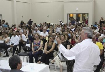 Centro de Convivência do Idoso inicia atividades em prédio novo