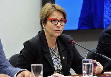 PSB convoca reunião para decidir se vai expulsar deputada Tereza Cristina