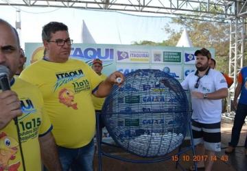 Itaquipesca 2017 reúne milhares de pessoas na Praia da Amizade