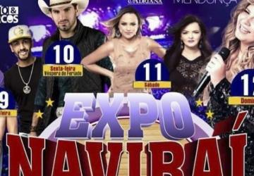 Expo Naviraí acontece em novembro