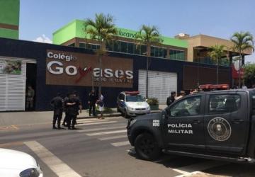 Aluno atira em escola, mata dois estudantes e deixa feridos
