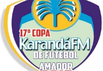 Copa Karandá começa neste sábado