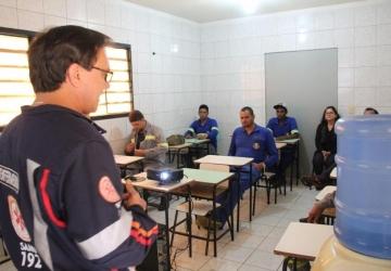 Setor de Segurança e Saúde do Trabalho realizou treinamento em eletricidade