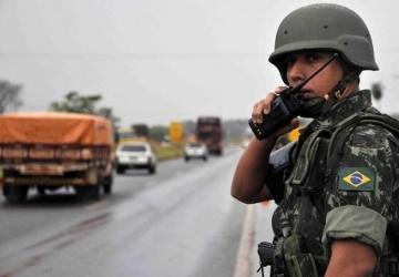 Operação Ágata monitora faixa fronteiriça em Dourados