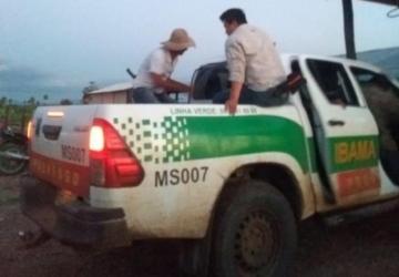 No Pantanal, índios Kadiwéus ocupam nove fazendas