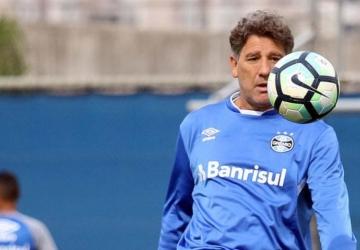 Renato Gaúcho quer ser campeão como técnico e jogador