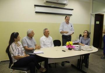 Secretário de Estado de Infraestrutura visita Naviraí