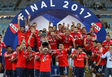 Flamengo perde o título para os argentinos