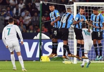 Real Madrid confirma o favoritismo e conquista o título