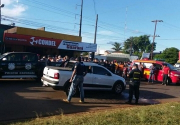 Dois homens são executados em ataque de pistoleiros